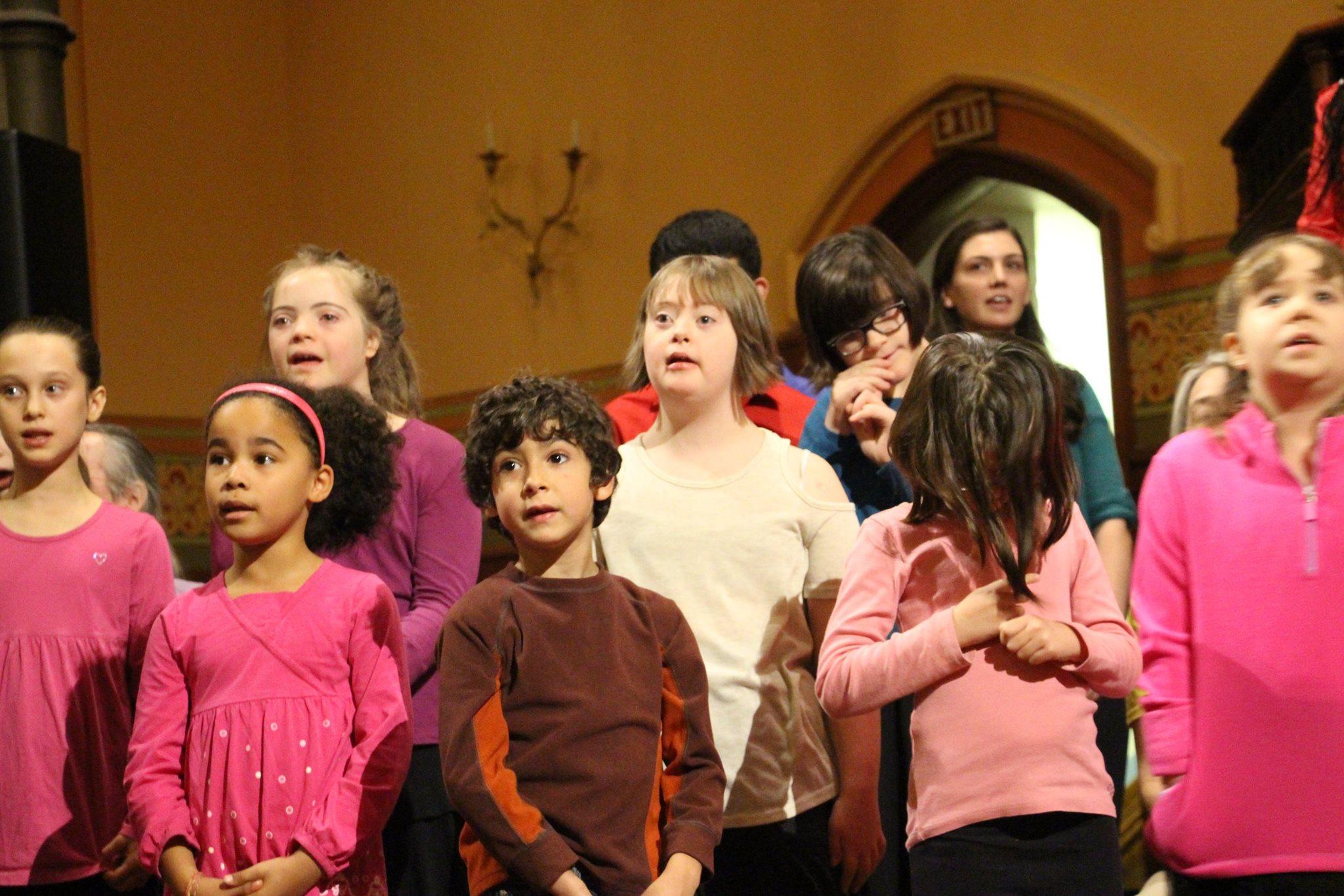 Joyful Choruss